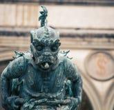 Μυθική πηγή πλασμάτων στη Φλωρεντία Στοκ Εικόνες