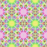 Μυθικό δικτυωτό σχέδιο υπό μορφή snowflakes ή δαντέλλας Στοκ εικόνες με δικαίωμα ελεύθερης χρήσης
