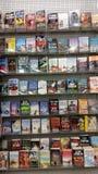 Μυθιστορήματα χαρτόδετων βιβλίων στοκ εικόνες
