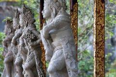 Μυθολογία δράκων του Μπαλί στοκ φωτογραφία
