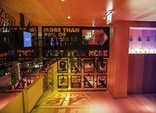 Μυρίζοντας αίθουσα Άμστερνταμ Στοκ φωτογραφίες με δικαίωμα ελεύθερης χρήσης