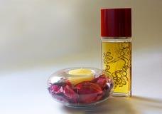 μυρωδιά κεριών Στοκ Φωτογραφίες