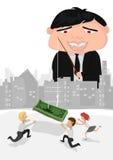 Μυρωδιά όπως τα χρήματα Στοκ εικόνες με δικαίωμα ελεύθερης χρήσης