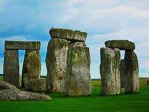 Μυστήρια πέτρα του britane Στοκ φωτογραφία με δικαίωμα ελεύθερης χρήσης