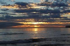 Μυστήριοι ουρανοί Στοκ εικόνες με δικαίωμα ελεύθερης χρήσης