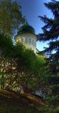 μυστήριος πύργος του κεντρικού Μινσκ Στοκ εικόνα με δικαίωμα ελεύθερης χρήσης