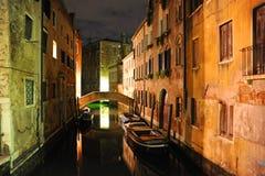 μυστήριο Βενετία Στοκ φωτογραφία με δικαίωμα ελεύθερης χρήσης