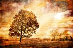 μυστήριο ηλιοβασίλεμα Στοκ φωτογραφία με δικαίωμα ελεύθερης χρήσης