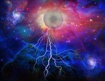 μυστήριο Θεών Στοκ εικόνα με δικαίωμα ελεύθερης χρήσης