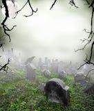 Μυστήριο νεκροταφείο ελεύθερη απεικόνιση δικαιώματος