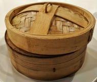 Μυστήριο ξύλινο κιβώτιο Στοκ Φωτογραφίες