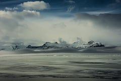 Μυστήριο πανόραμα βουνών στοκ φωτογραφία με δικαίωμα ελεύθερης χρήσης