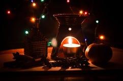 Μυστήριο Χριστουγέννων Στοκ φωτογραφία με δικαίωμα ελεύθερης χρήσης