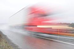 μυστήριο truck Στοκ εικόνα με δικαίωμα ελεύθερης χρήσης