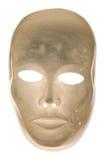μυστηριώδης μάσκα προσώπο& στοκ εικόνες