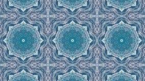 Μυστική οργανική αφηρημένη ζωτικότητα υποβάθρου κυμάτων αφρού καλειδοσκόπιων απεικόνιση αποθεμάτων