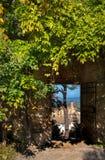 Μυστική πόρτα Στοκ εικόνες με δικαίωμα ελεύθερης χρήσης