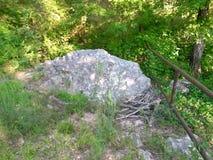 Μυστικός βράχος στοκ φωτογραφία με δικαίωμα ελεύθερης χρήσης