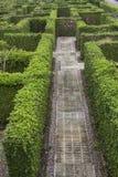 Μυστικός κήπος Wanderers στοκ φωτογραφία με δικαίωμα ελεύθερης χρήσης