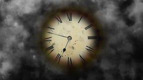 Μυστικός χρόνος Η έννοια των μυστικών ωρών απόθεμα βίντεο