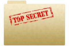 μυστικό γραμματοθηκών εγ& Στοκ Φωτογραφίες