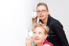 Μυστικό γυναικών Στοκ φωτογραφία με δικαίωμα ελεύθερης χρήσης