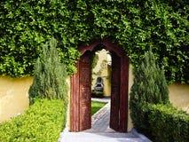 μυστικό κήπων Στοκ Εικόνες