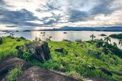 Μυστικό σημείο στη Βραζιλία Στοκ Εικόνες
