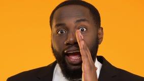 Μυστικό ψιθυρίσματος μαύρων, που προτείνει τις καλύτερες όρους επένδυσης απόθεμα βίντεο