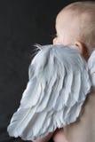μωρό αγγέλου Στοκ εικόνα με δικαίωμα ελεύθερης χρήσης