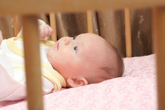 μωρό αρκετά Στοκ φωτογραφία με δικαίωμα ελεύθερης χρήσης
