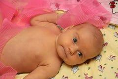 μωρό γυμνό στοκ εικόνες