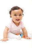 μωρό ευτυχές Στοκ φωτογραφίες με δικαίωμα ελεύθερης χρήσης