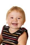 μωρό ευτυχές Στοκ Φωτογραφίες