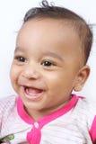 μωρό εύθυμος χαριτωμένος &I Στοκ εικόνες με δικαίωμα ελεύθερης χρήσης