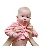 μωρό εύθυμο Στοκ φωτογραφία με δικαίωμα ελεύθερης χρήσης