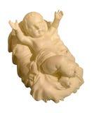 μωρό Ιησούς στοκ φωτογραφία