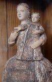 μωρό Ιησούς Mary Virgin Στοκ εικόνα με δικαίωμα ελεύθερης χρήσης