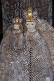 μωρό Ιησούς Mary Virgin Στοκ εικόνες με δικαίωμα ελεύθερης χρήσης