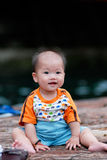 μωρό κινέζικα Στοκ Φωτογραφίες