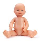 μωρό - κούκλα Στοκ εικόνες με δικαίωμα ελεύθερης χρήσης