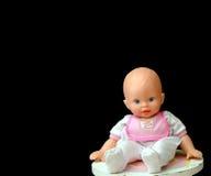 μωρό - κούκλα Στοκ Εικόνα