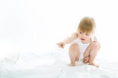 μωρό λίγα Στοκ Εικόνες