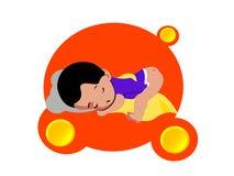μωρό λίγα ελεύθερη απεικόνιση δικαιώματος
