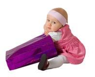 μωρό λίγα Στοκ Φωτογραφίες