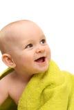μωρό λίγο χαμόγελο Στοκ εικόνες με δικαίωμα ελεύθερης χρήσης