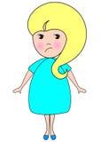 μωρό λυπημένο Στοκ φωτογραφία με δικαίωμα ελεύθερης χρήσης