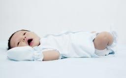 μωρό νεογέννητο Στοκ εικόνες με δικαίωμα ελεύθερης χρήσης