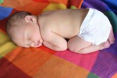 μωρό νεογέννητο Στοκ Εικόνες