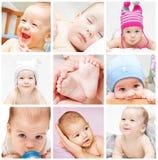 μωρό νεογέννητο στοκ εικόνα